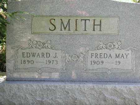 SMITH, EDWARD J. - Meigs County, Ohio | EDWARD J. SMITH - Ohio Gravestone Photos