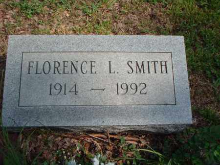 SMITH, FLORENCE L. - Meigs County, Ohio | FLORENCE L. SMITH - Ohio Gravestone Photos