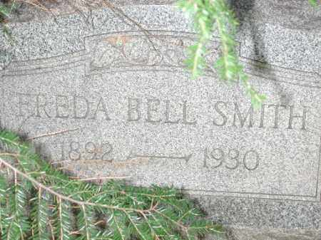 SMITH, FREDA BELL - Meigs County, Ohio | FREDA BELL SMITH - Ohio Gravestone Photos