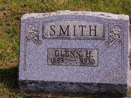 SMITH, GLENN H. - Meigs County, Ohio | GLENN H. SMITH - Ohio Gravestone Photos