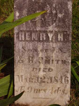 SMITH, HENRY H. - Meigs County, Ohio | HENRY H. SMITH - Ohio Gravestone Photos