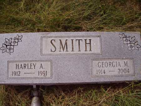 SMITH, GEORGIA M. - Meigs County, Ohio | GEORGIA M. SMITH - Ohio Gravestone Photos