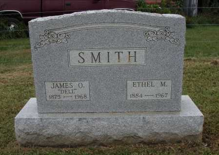 SMITH, ETHEL M. - Meigs County, Ohio | ETHEL M. SMITH - Ohio Gravestone Photos