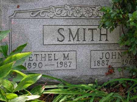 SMITH, JOHN A. - Meigs County, Ohio | JOHN A. SMITH - Ohio Gravestone Photos