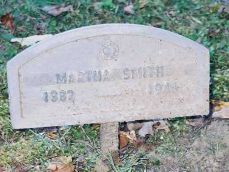 SMITH, MARTHA - Meigs County, Ohio | MARTHA SMITH - Ohio Gravestone Photos