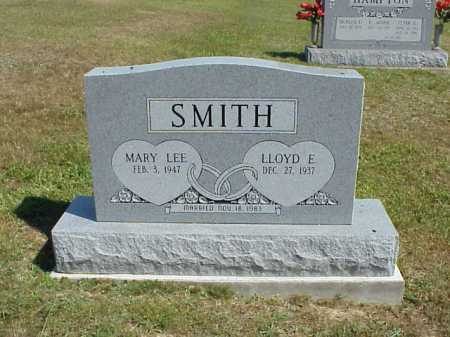 SMITH, MARY LEE - Meigs County, Ohio | MARY LEE SMITH - Ohio Gravestone Photos