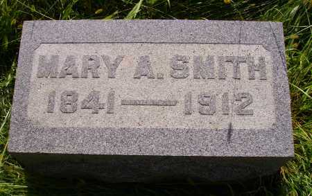 SMITH, MARY A. - Meigs County, Ohio | MARY A. SMITH - Ohio Gravestone Photos