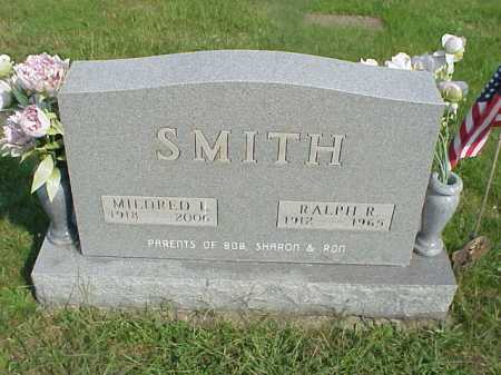 SMITH, RALPH R. - Meigs County, Ohio | RALPH R. SMITH - Ohio Gravestone Photos