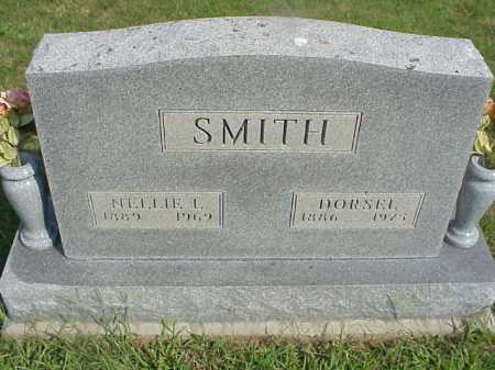 SMITH, NELLIE L. - Meigs County, Ohio | NELLIE L. SMITH - Ohio Gravestone Photos