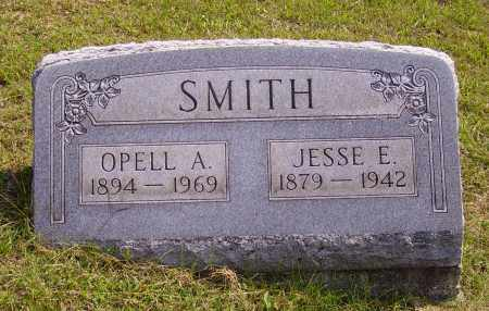 SMITH, OPELL A. - Meigs County, Ohio | OPELL A. SMITH - Ohio Gravestone Photos