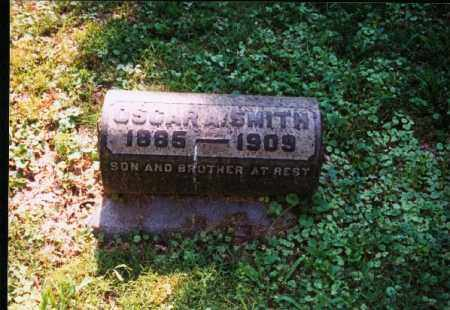 SMITH, OSCAR - Meigs County, Ohio | OSCAR SMITH - Ohio Gravestone Photos