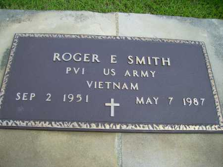 SMITH, ROGER E. - Meigs County, Ohio | ROGER E. SMITH - Ohio Gravestone Photos