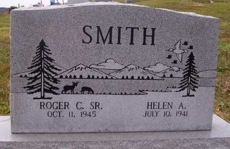 SMITH, ROGER C., SR - Meigs County, Ohio | ROGER C., SR SMITH - Ohio Gravestone Photos