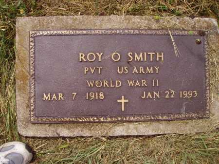 SMITH, ROY O. - Meigs County, Ohio | ROY O. SMITH - Ohio Gravestone Photos