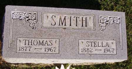 SMITH, STELLA - Meigs County, Ohio | STELLA SMITH - Ohio Gravestone Photos