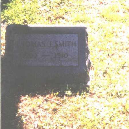 SMITH, THOMAS J. - Meigs County, Ohio | THOMAS J. SMITH - Ohio Gravestone Photos