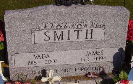 SMITH, JAMES - Meigs County, Ohio | JAMES SMITH - Ohio Gravestone Photos