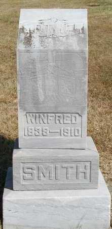 SMITH, WINFRED - Meigs County, Ohio | WINFRED SMITH - Ohio Gravestone Photos