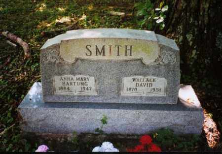 HARTUNG SMITH, ANNA MARY - Meigs County, Ohio | ANNA MARY HARTUNG SMITH - Ohio Gravestone Photos