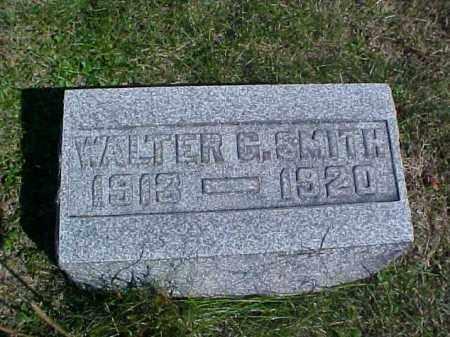 SMITH, WALTER G. - Meigs County, Ohio | WALTER G. SMITH - Ohio Gravestone Photos