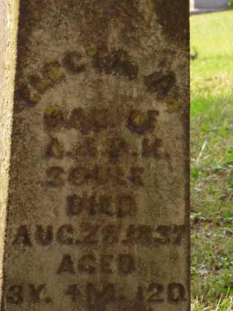 SOULE, ELECTA A. - Meigs County, Ohio | ELECTA A. SOULE - Ohio Gravestone Photos