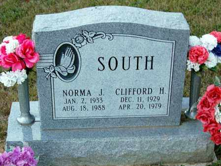 SOUTH, NORMA J. - Meigs County, Ohio | NORMA J. SOUTH - Ohio Gravestone Photos