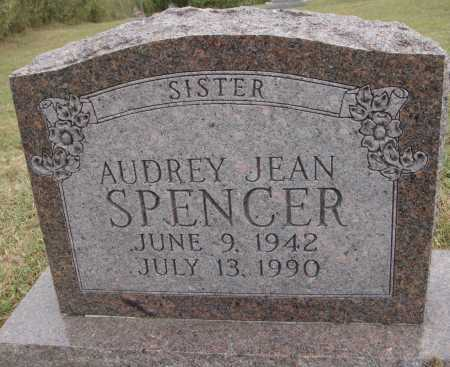 SPENCER, AUDREY JEAN - Meigs County, Ohio | AUDREY JEAN SPENCER - Ohio Gravestone Photos