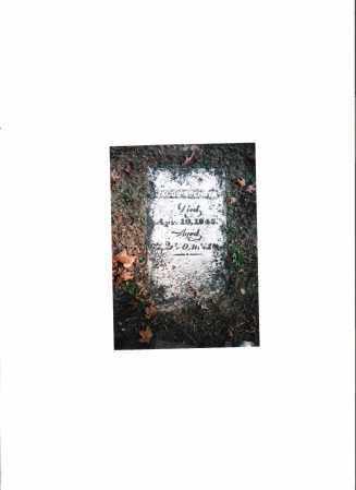 SPENCER, JACOB - Meigs County, Ohio | JACOB SPENCER - Ohio Gravestone Photos