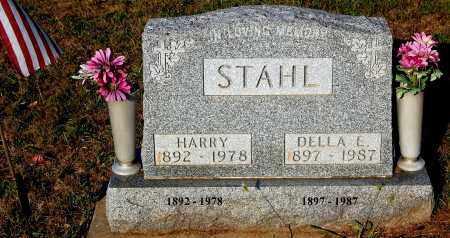 STAHL, DELLA E. - Meigs County, Ohio | DELLA E. STAHL - Ohio Gravestone Photos