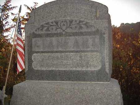 STANEART, GABRIEL - Meigs County, Ohio | GABRIEL STANEART - Ohio Gravestone Photos