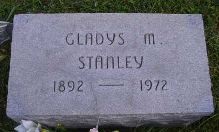 STANLEY, GLADYS M. - Meigs County, Ohio | GLADYS M. STANLEY - Ohio Gravestone Photos