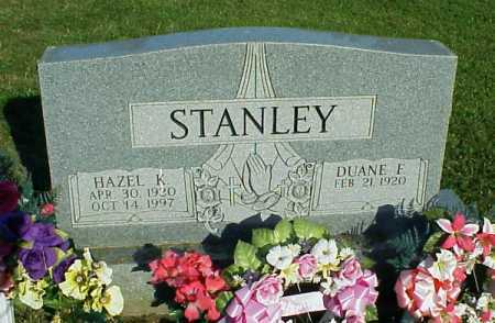 STANLEY, HAZEL KATHRYN - Meigs County, Ohio | HAZEL KATHRYN STANLEY - Ohio Gravestone Photos