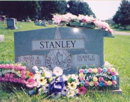 STANLEY, HAZEL K. - Meigs County, Ohio | HAZEL K. STANLEY - Ohio Gravestone Photos
