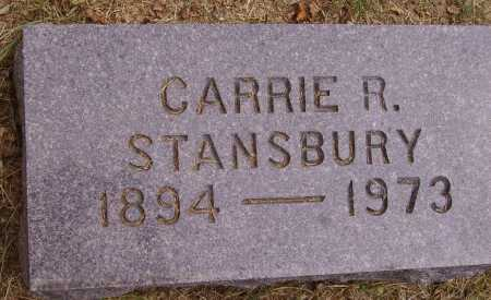 STANSBURY, CARRIE R. - Meigs County, Ohio | CARRIE R. STANSBURY - Ohio Gravestone Photos