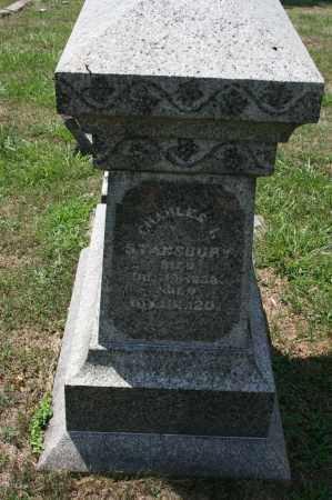 STANSBURY, CHARLES I - Meigs County, Ohio | CHARLES I STANSBURY - Ohio Gravestone Photos