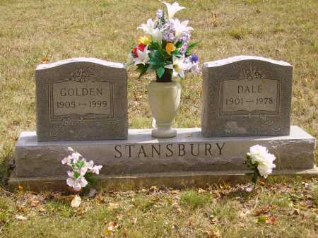 CLELAND STANSBURY, GOLDEN FAYE - Meigs County, Ohio | GOLDEN FAYE CLELAND STANSBURY - Ohio Gravestone Photos