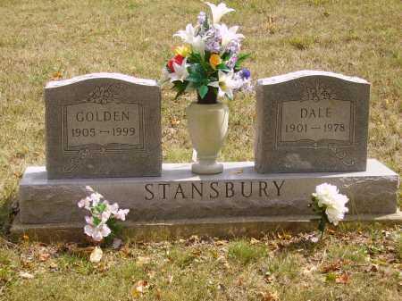 STANSBURY, GOLDEN FAYE - Meigs County, Ohio | GOLDEN FAYE STANSBURY - Ohio Gravestone Photos
