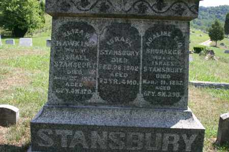 STANSBURY, ISRAEL - Meigs County, Ohio | ISRAEL STANSBURY - Ohio Gravestone Photos