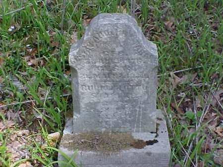 STARCKE, RUDOLPH OTTO - Meigs County, Ohio | RUDOLPH OTTO STARCKE - Ohio Gravestone Photos
