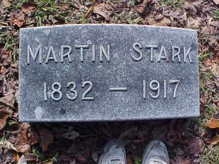 STARK, MARTIN - Meigs County, Ohio | MARTIN STARK - Ohio Gravestone Photos