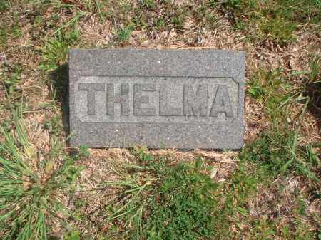 STARKEY, THELMA - Meigs County, Ohio | THELMA STARKEY - Ohio Gravestone Photos