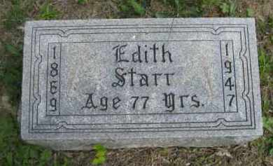 STARR, EDITH - Meigs County, Ohio | EDITH STARR - Ohio Gravestone Photos