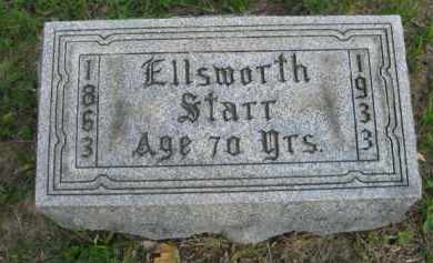 STARR, ELLSWORTH - Meigs County, Ohio | ELLSWORTH STARR - Ohio Gravestone Photos