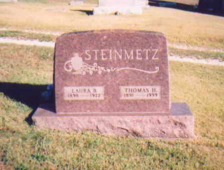 STEINMETZ, LAURA B. - Meigs County, Ohio | LAURA B. STEINMETZ - Ohio Gravestone Photos