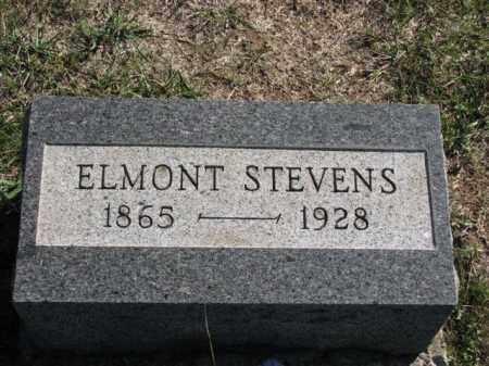 STEVENS, ELMONT - Meigs County, Ohio | ELMONT STEVENS - Ohio Gravestone Photos