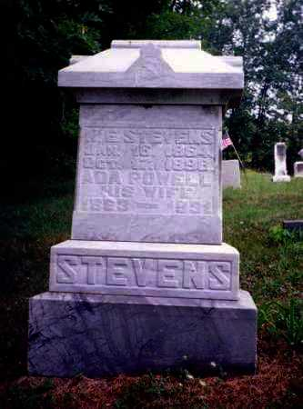 STEVENS, ADA - Meigs County, Ohio | ADA STEVENS - Ohio Gravestone Photos