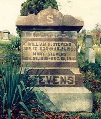 STEVENS, WILLIAM H. - Meigs County, Ohio | WILLIAM H. STEVENS - Ohio Gravestone Photos