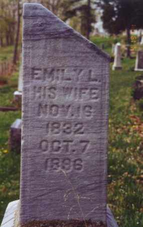 FOX STIDGER, EMILY L. - Meigs County, Ohio | EMILY L. FOX STIDGER - Ohio Gravestone Photos