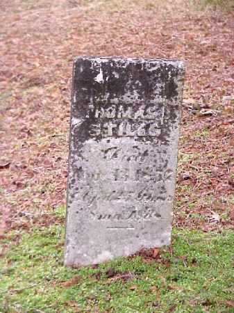 STILES, THOMAS - Meigs County, Ohio | THOMAS STILES - Ohio Gravestone Photos
