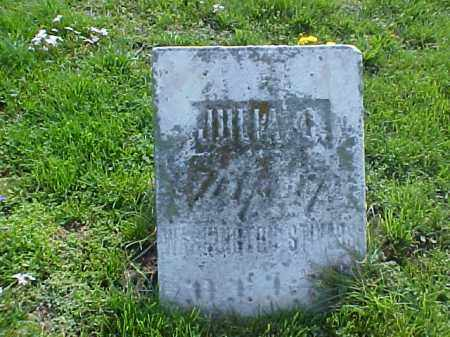 STIVERS, JULIA C. - Meigs County, Ohio | JULIA C. STIVERS - Ohio Gravestone Photos